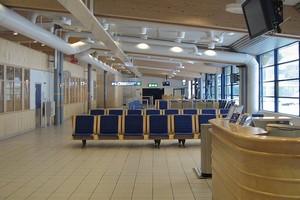 Hyrbil Harstad Evenes Flygplats