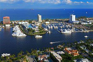 Biluthyrning Fort Lauderdale