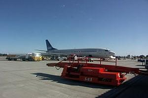 Hyrbil Ålesund Vigra Flygplats