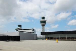 Hyrbil Amsterdam Schiphol Flygplats
