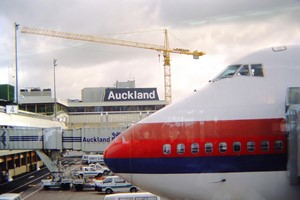 Hyrbil Auckland Flygplats