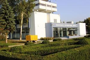 Hyrbil Bacau Flygplats