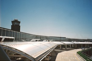 Hyrbil Baltimore Flygplats