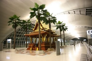 Hyrbil Bangkok Flygplats
