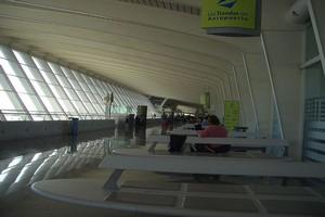 Hyrbil Bilbao Flygplats