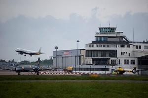 Hyrbil Birmingham Flygplats