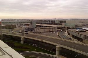 Hyrbil Boston Flygplats