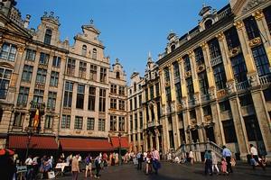 Hyrbil Bryssel