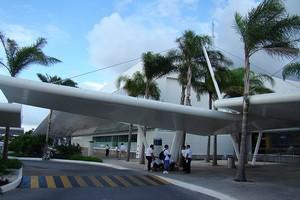 Hyrbil Cancun Flygplats