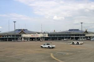 Hyrbil Chiang Mai Flygplats