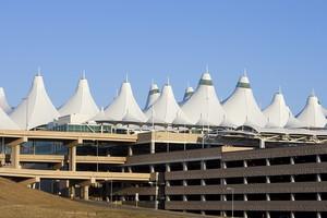 Hyrbil Denver Flygplats