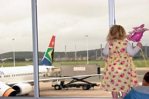 Hyrbil Durban Flygplats