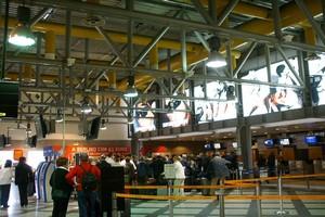 Hyrbil Florens Flygplats