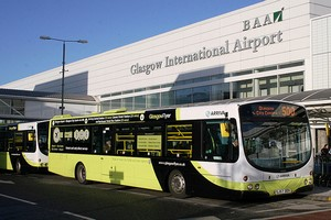 Glasgow Flygplats
