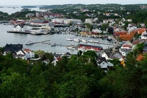 Hyrbil Grimstad