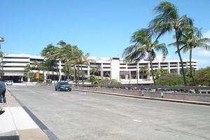 Hyrbil Honolulu Flygplats