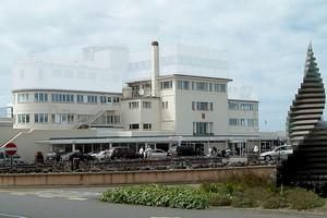 Hyrbil Jersey Flygplats