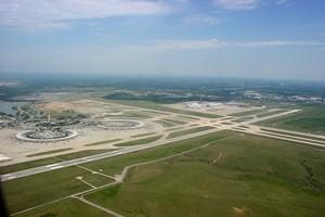 Hyrbil Kansas Flygplats