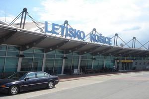 Hyrbil Kosice Flygplats