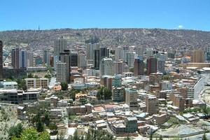 Hyrbil La Paz