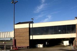 Hyrbil Lafayette Flygplats