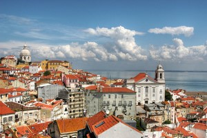 Hyrbil Lissabon