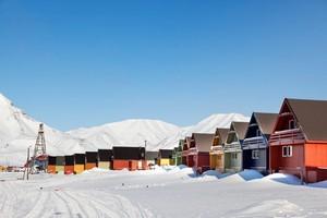 Hyrbil Longyearbyen