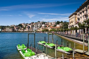 Hyrbil Lugano