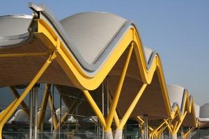 Hyrbil Madrid Flygplats