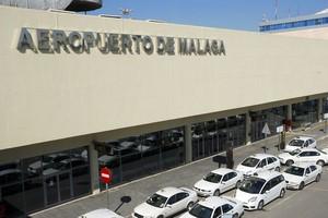 Hyrbil Malaga Flygplats