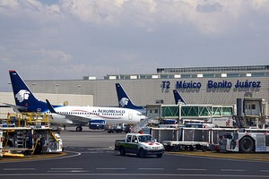 Hyrbil Mexiko City Flygplats
