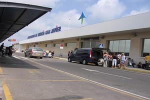 Hyrbil Murcia Flygplats