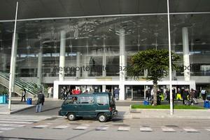 Hyrbil Neapel Capodichino Flygplats