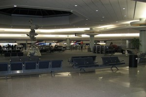 Hyrbil New Orleans Flygplats