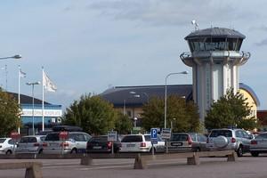 Hyrbil Norrköping Flygplats