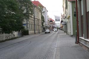 Hyrbil Østersund