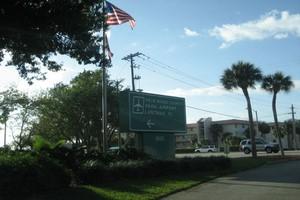 Hyrbil Palm Beach Flygplats
