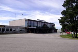 Hyrbil Björneborg Flygplats