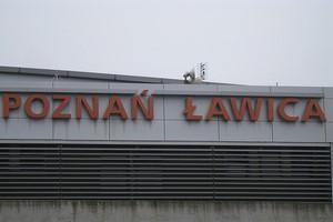 Hyrbil Poznan Flygplats