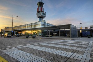 Hyrbil Rotterdam Flygplats