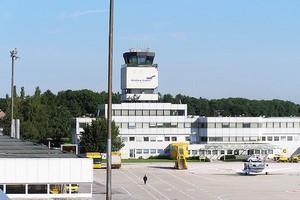 Salzburg Flygplats