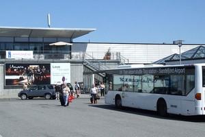 Hyrbil Sandefjord Torp Flygplats