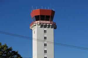 Hyrbil Santa Barbara Flygplats