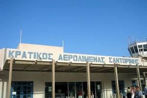 Santorini Flygplats