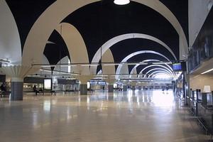 Hyrbil Sevilla Flygplats
