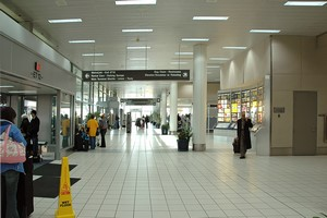 Hyrbil St. Louis Flygplats