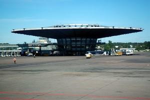 St. Petersburg Flygplats