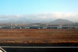 Hyrbil Teneriffa Flygplats Nord