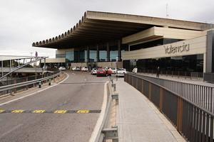Hyrbil Valencia Flygplats