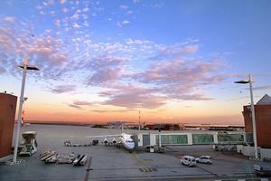 Hyrbil Venedig Flygplats